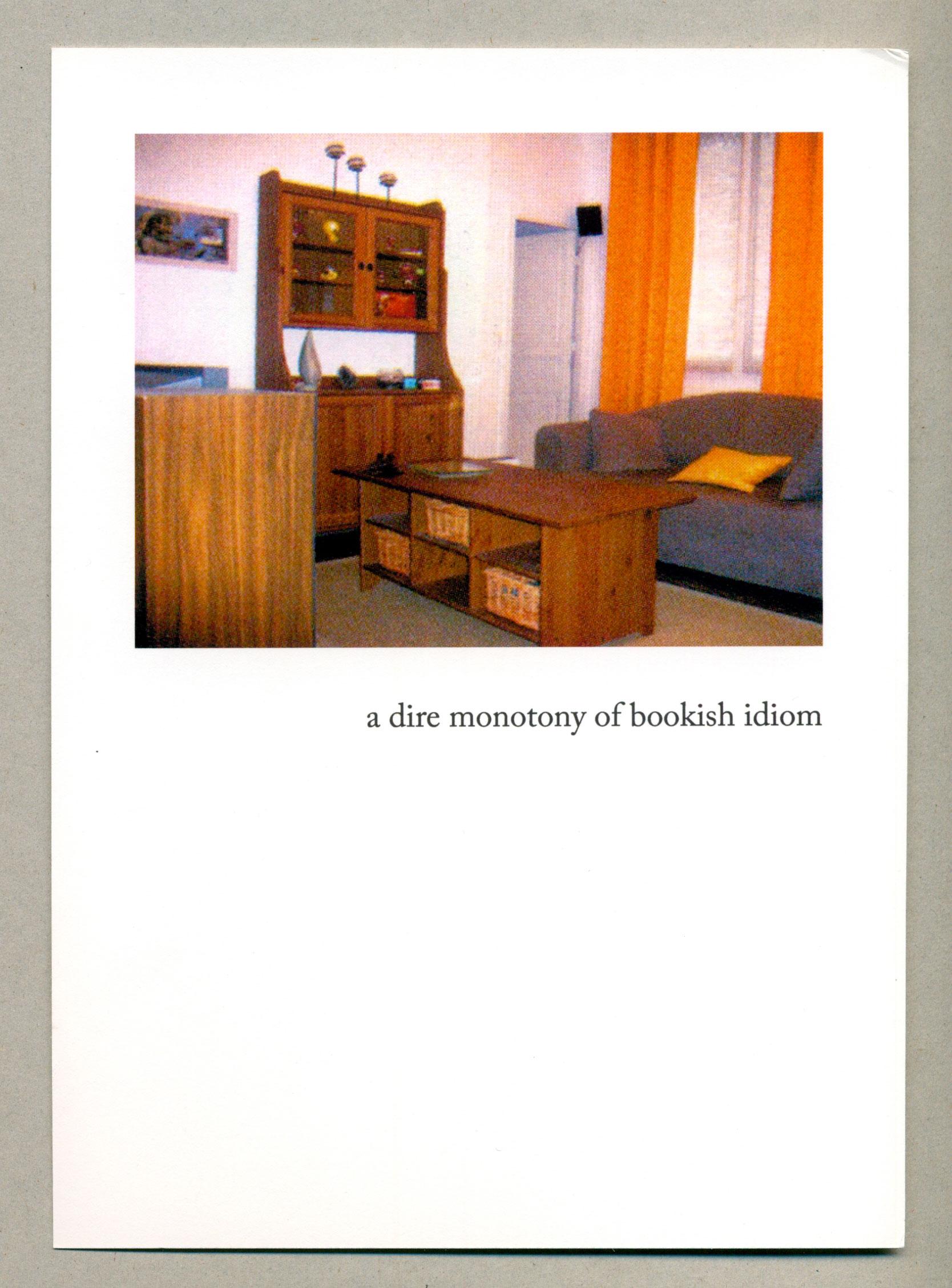 Interior Monologue   Elisabeth Tonnard